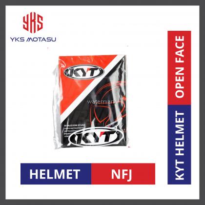 KYT NFJ PETRONAS Full Face Helmet with Double Visor Pinlock (012)
