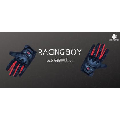 Racing Boy Riding Glove MC29  Full Glove
