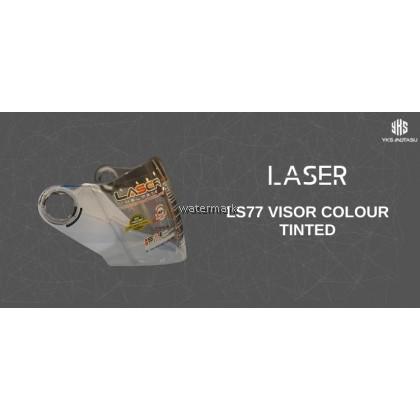 LASER VISOR LS77  COLOUR FAIMIY TINTED